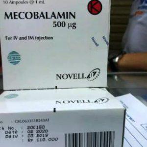 Harga mecobalamin novell