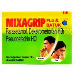 harga mixagrip flu dan batuk