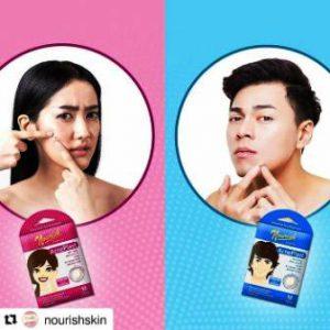 harga nourish acne plast di apotik