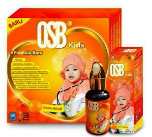Harga OSB Vitamin Otak Kids