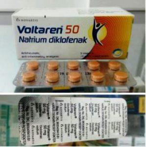 Harga Voltaren Tablet