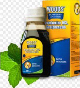 harga Woods obat batuk berdahak