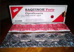 Harga Baquinor Forte