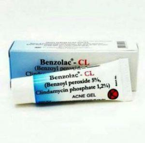 Harga Salep Benzolac 2,5%; 5% dan Cl