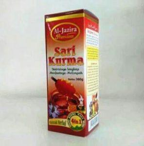 Harga sari kurma Al-Jazira 4 in 1