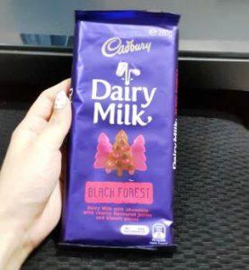 harga coklat Cadbury dairy milk besar