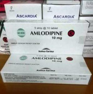 harga amlodipin 10 mg