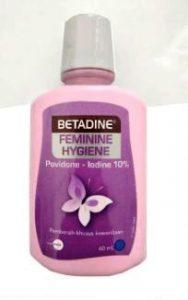 harga betadine feminine hygiene