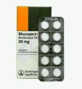 harga obat mucopect drop