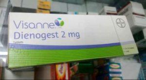 harga obat visanne