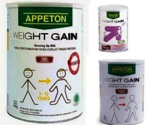Harga Appeton Weight Gain
