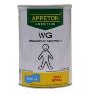 Harga Susu Appeton di Apotik