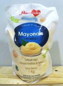 Harga mayonaise Mamasuka