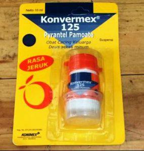 harga konvermex sirup