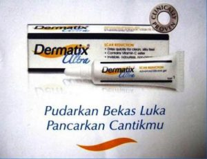 Harga Dermatix Ultra