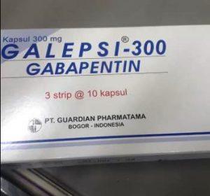 Harga Obat Galepsi Gabapentin