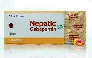 Harga Obat Nepatic Gabapentin