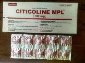 harga obat citicoline mpl 500 mg