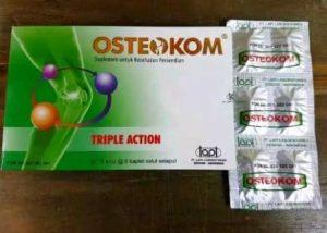 harga obat osteokom di apotik