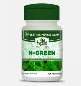 Harga N-Green Kapsul