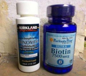 Harga minoxidil dan biotin