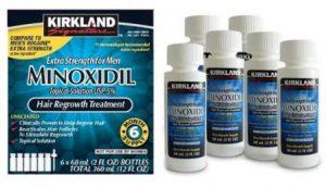 harga minoxidil kirkland