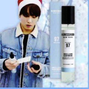 harga parfum junkook BTS