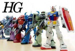 Harga Gundam High Grade