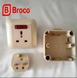 Harga Stop kontak Broco untuk AC