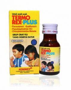 Harga Termorex Plus
