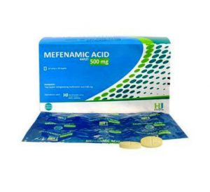 Harga Mefenamic Acid 500 mg