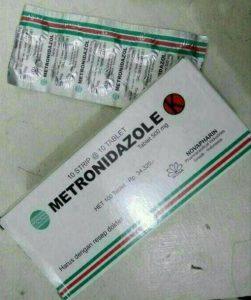 Harga Obat Metronidazole