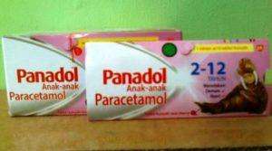 Harga Panadol anak tablet kunyah
