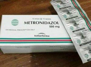 harga obat metronidazole 500 mg