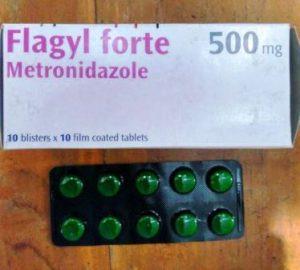 harga obat metronidazole (flagyl)