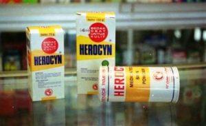 Harga bedak Herocyn