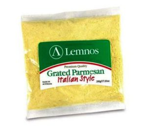 Harga keju Parmesan Lemon