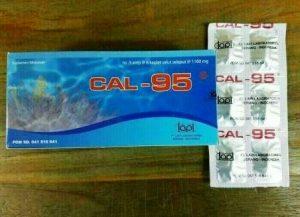Harga Obat Cal 95