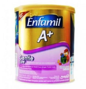 harga susu Enfamil Gentle Care