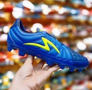 Harga Sepatu Bola Specs Barricada Kaze FG Navy Tulip Blue