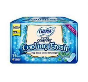 Harga pembalut chram cooling fresh