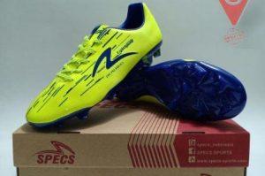 Harga sepatu bola specs lightspeed reborn fg 2020