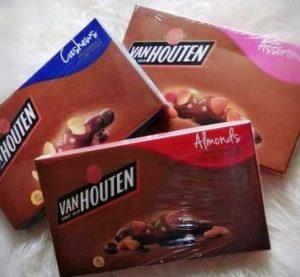Harga coklat van houten 130 gr