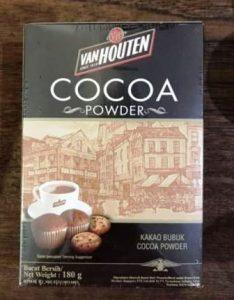 Harga coklat van houten 180 gr