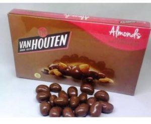 harga coklat Van Houten