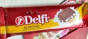 Harga Coklat Delfi Kecil