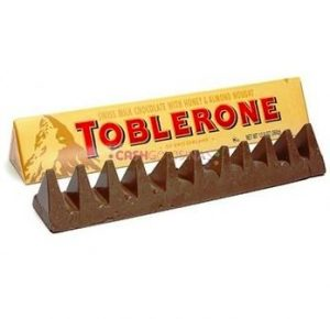 Harga Coklat Toblerone Kecil