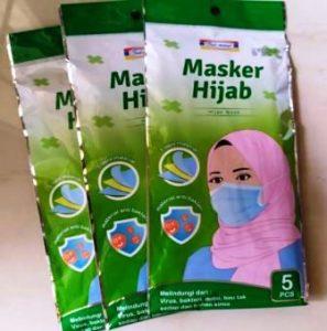 Harga Masker Hijab di Indomaret