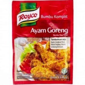Harga Royco Ayam Goreng