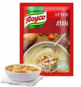 Harga Royco Krim Ayam